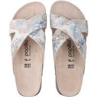 Sandale Daytona Papillio Bf Narrow Sandals In Crystal Rose Femei