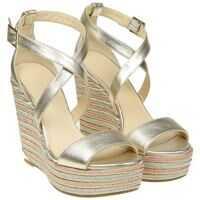 Incaltaminte Portia Wedge Sandals* Femei