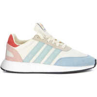 Tenisi & Adidasi Adidas Originals Sneaker Adidas Originals I-5923 In White Mesh And Multicolor Leather