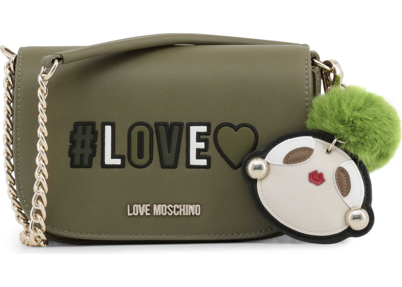LOVE Moschino Jc4074Pp16Lk Green
