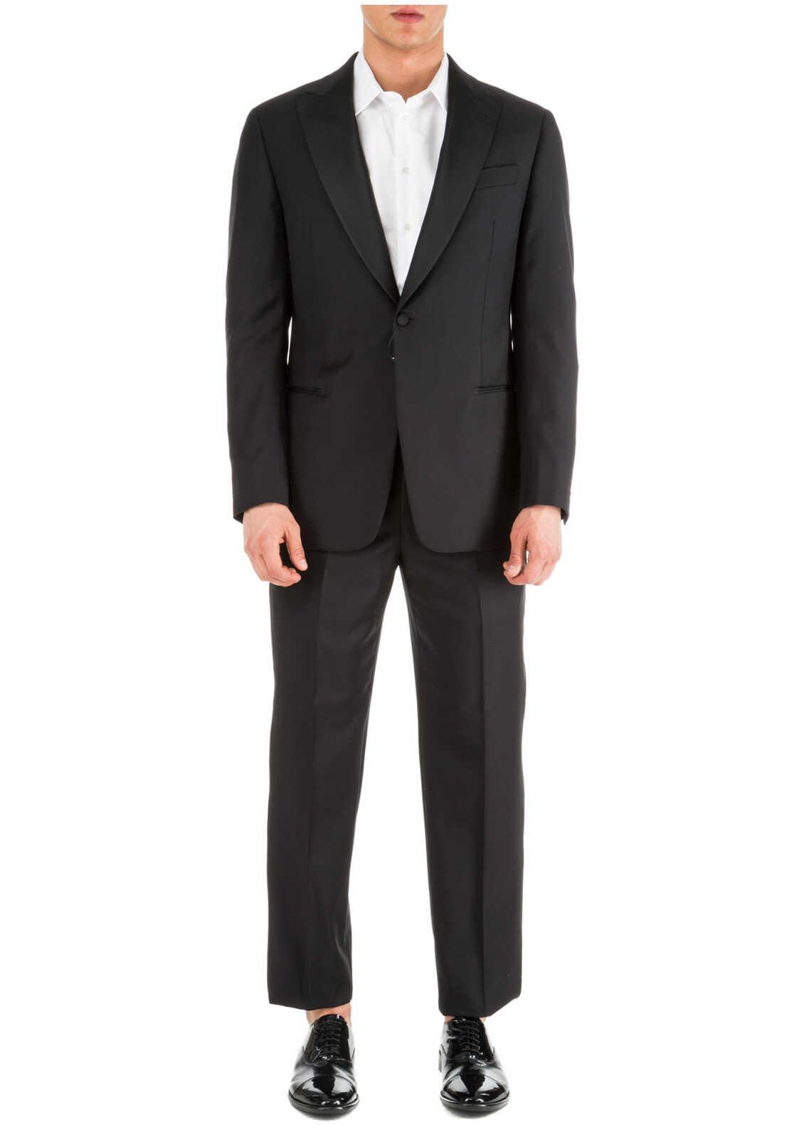 Emporio Armani Suit Black imagine