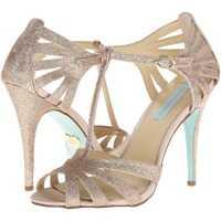 Pantofi cu Toc Tee Femei