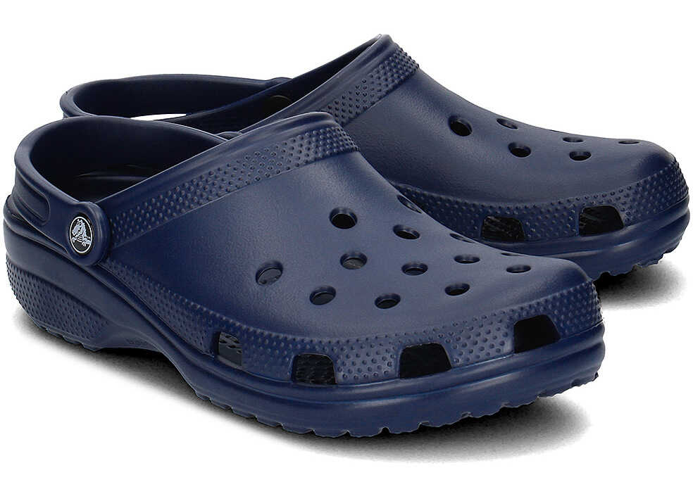 Crocs Classic Granatowy