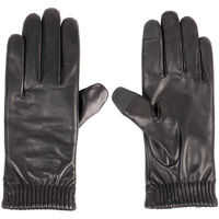 Manusi Leather Gloves - Rękawiczki Femei