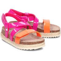 Sandale Fussbettpantoff Fete