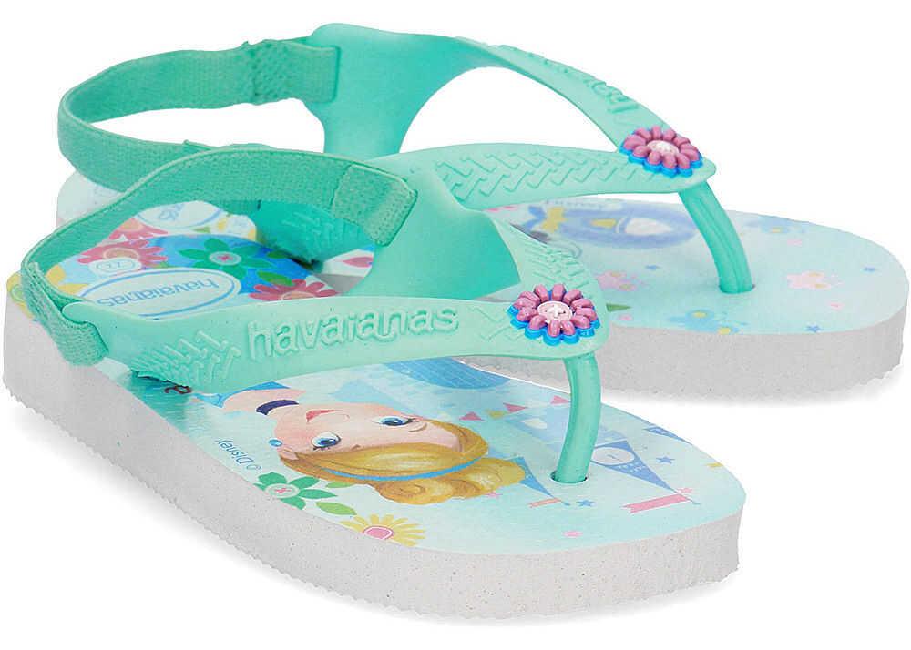 Sandale Fete Havaianas H.N.B.D. Princess
