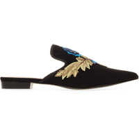 Mocasini Women's Loafers In Black Femei
