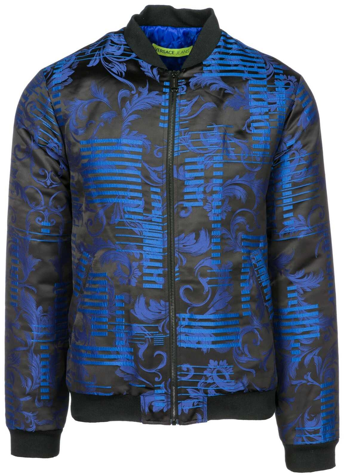 Versace Jeans Jacket Blouson Blue