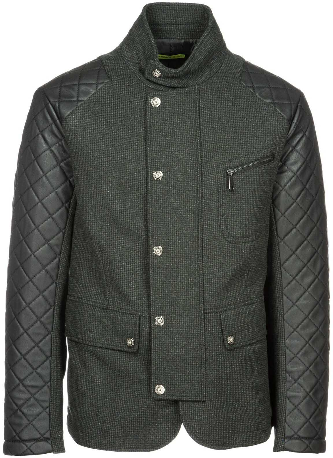 Versace Jeans Jacket Blouson Grey