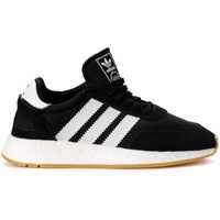 Sneakers Adidas Originals I-5923 Black Mesh And Suede Sneaker