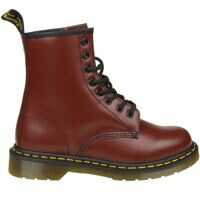 Ghete & Cizme 1460 Smooth Red Boots Femei