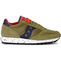 Tenisi & Adidasi Saucony Jazz Green Fabric And Suede Sneaker