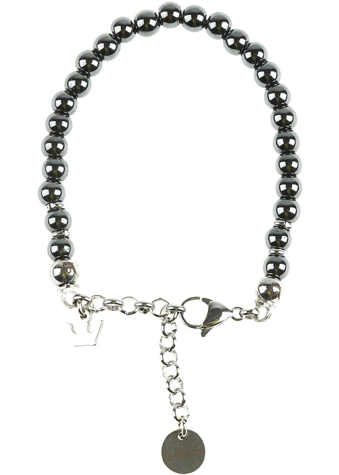 d'Este Bracelet Ematite Grey