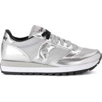 Tenisi & Adidasi Saucony Jazz Silver Metalleather And Fabric Sneaker