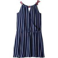 Rochii Wrap Drop Waist Dress (Big Kids) Fete