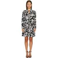 Rochii LOVE Moschino Long Sleeve Floral Dress