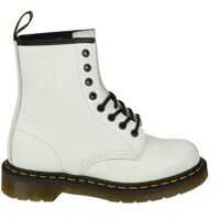 Incaltaminte White 1460 Smooth Boots Femei