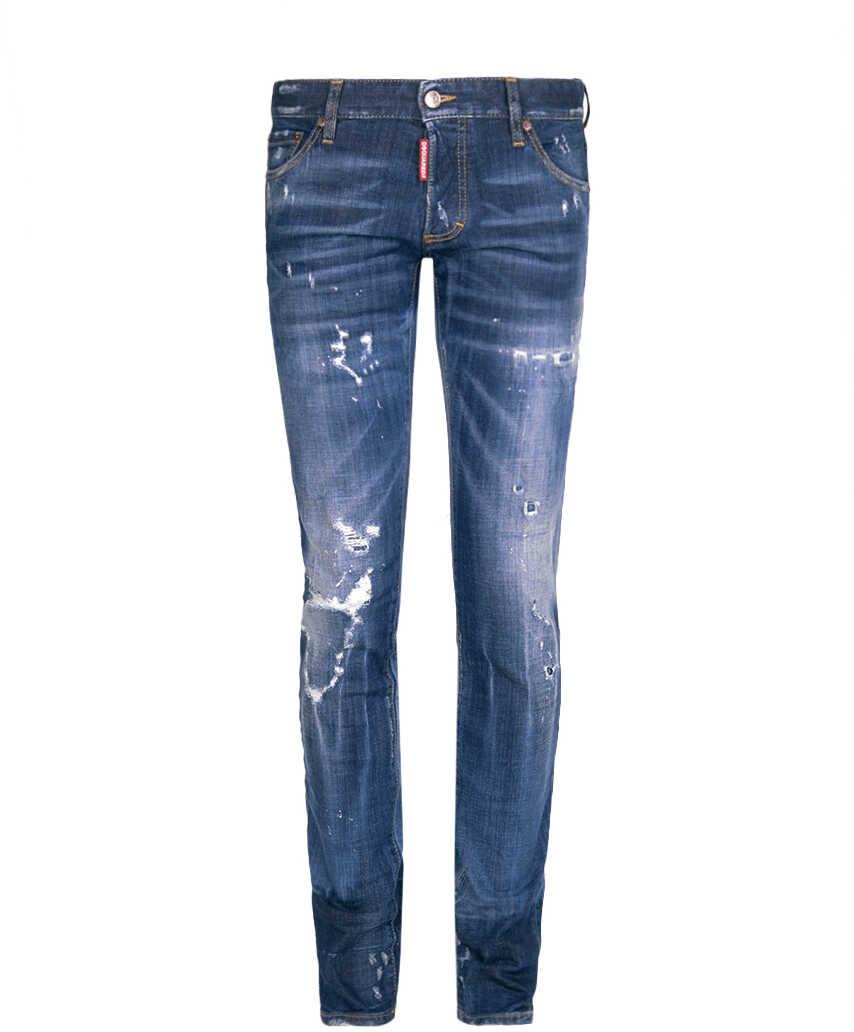 DSQUARED2 Jeansy Slim Jean