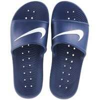 Slapi Nike Kawa Shower Slide In Navy White*
