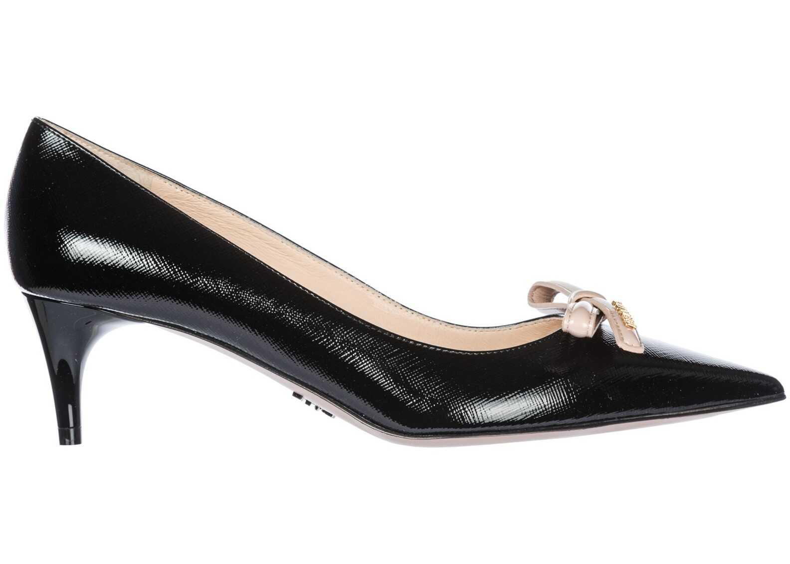 Prada High Heel Black
