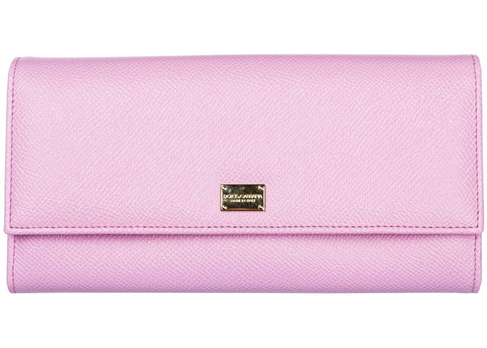Dolce & Gabbana Purse Card Pink