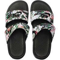 Slapi Nike Benassi Duo Ultra Slide In Black Multicolour*