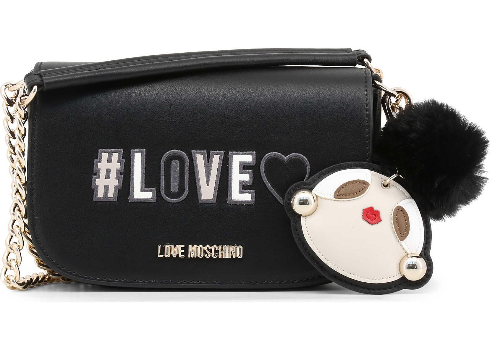 LOVE Moschino Jc4074Pp16Lk Black