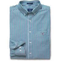 Camasi Men's Green Striped Shirt Barbati