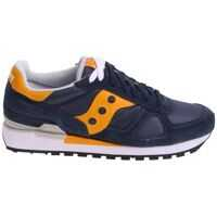 Tenisi & Adidasi Saucony Blue And Yellow Shadow O' Sneakers