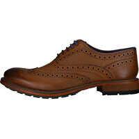 Pantofi Guri 9 Shoes In Tan Barbati
