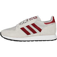 Tenisi & Adidasi Adidas Forest Grove Trainers In Beige Burgundy