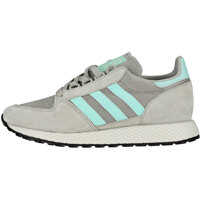 Tenisi & Adidasi Adidas Forest Grove W Trainers In Grey Green