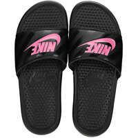 Slapi Nike Benassi Jdi Slide In Black Pink