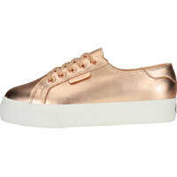 Tenisi & Adidasi 2730 Matt Mirror Trainers In Rose Gold Femei