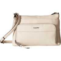 Genti Tip Postas Key Item Pebble Multi Entry Crossbody Femei