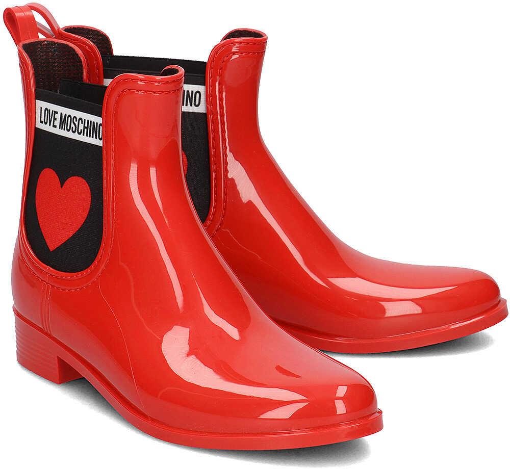 LOVE Moschino CC73B001 Czerwony