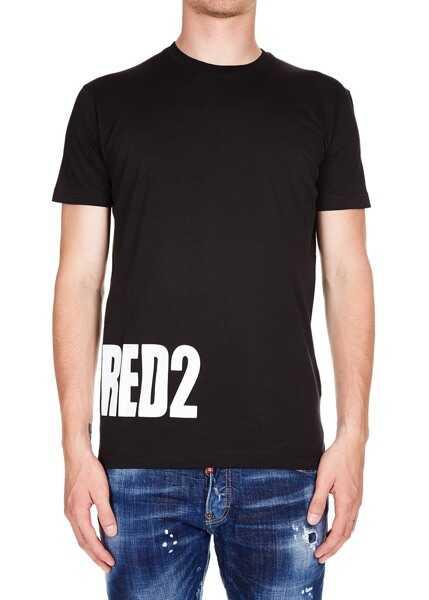 Tricouri Barbati DSQUARED2 Printed t-shirt