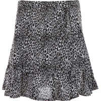 Fuste Ruffled Mini Skirt Femei