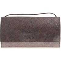 Portofele Glittered Wallet With Removable Shoulder Strap Femei