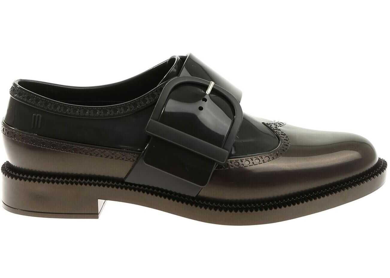 MELISSA Classic Brogue Special Black Shoes 32394 50870 Black imagine b-mall.ro