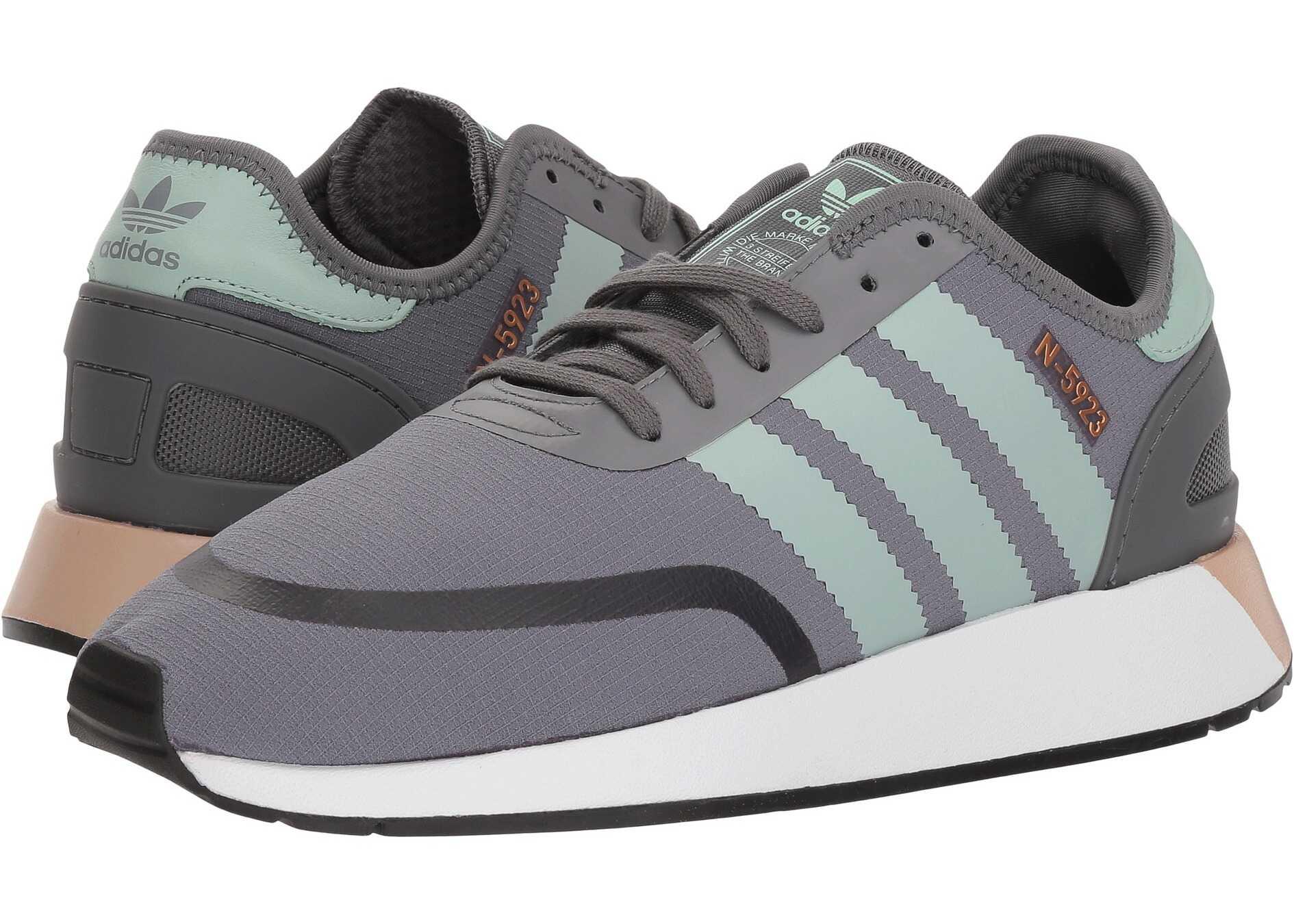 adidas Originals Iniki Runner CLS Grey Four/Ash Green/White