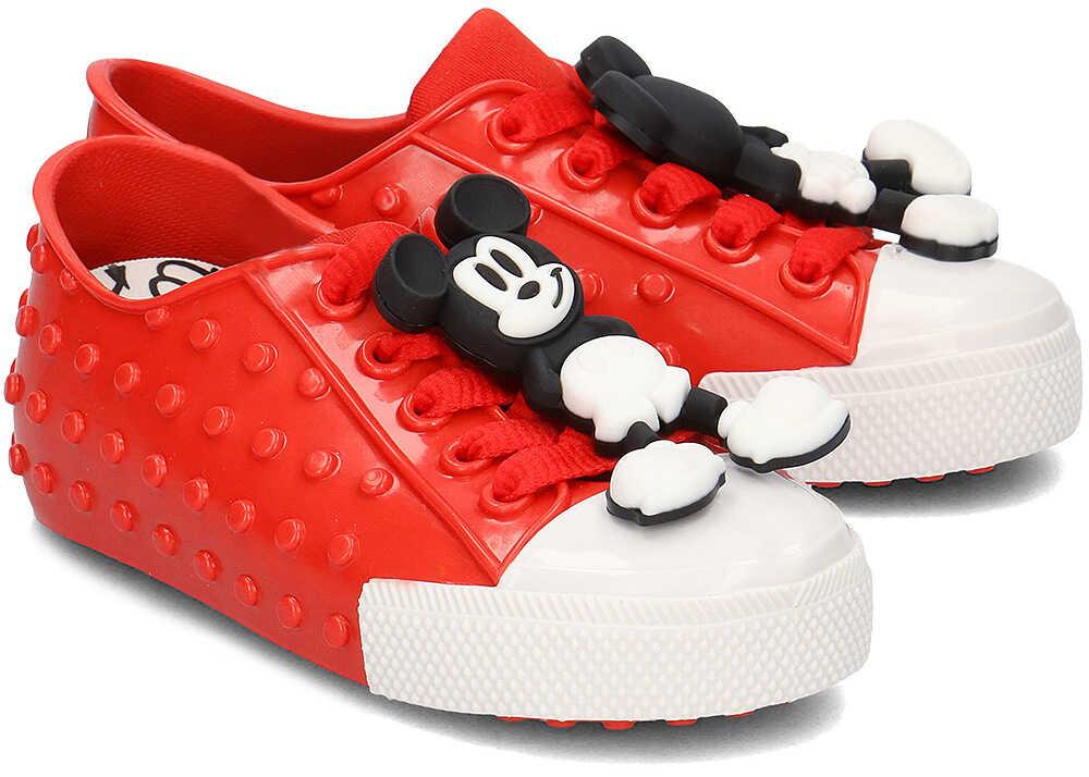 MELISSA Polibolha + Disney Czerwony