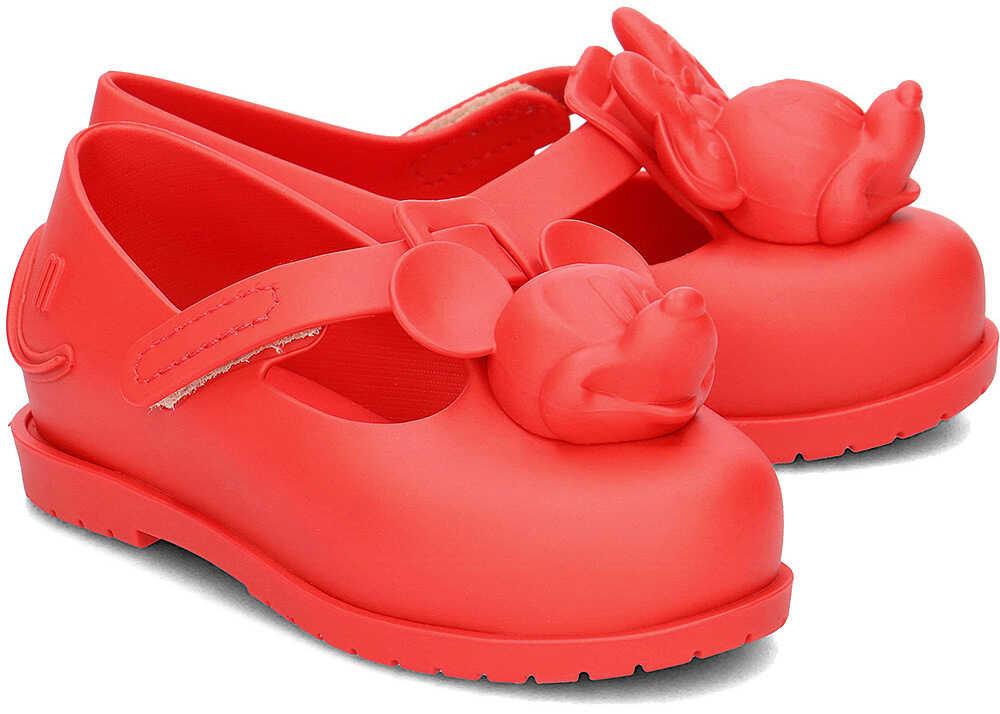 MELISSA Classic Baby Czerwony