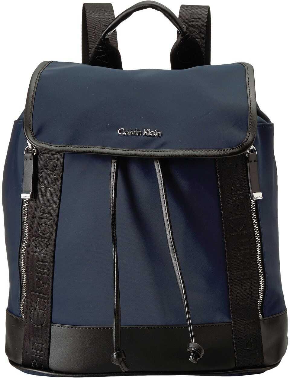 b692d40d51ec Nylon Flap Backpack- Fenix Toulouse Handball