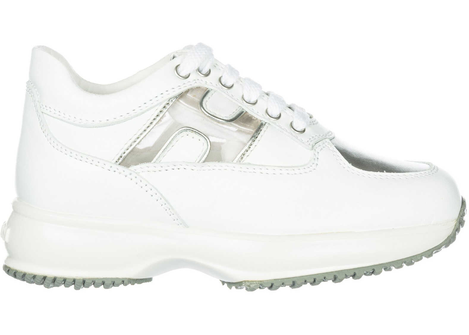 Hogan Sneakers Interactive White