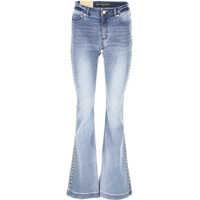 Blugi Jeans With Studs Femei