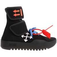 Tenisi & Adidasi Off-White Black Moto Wrap Sneakers