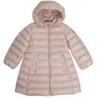 Geci de Puf Light Pink Majeure Down Jacket Fete
