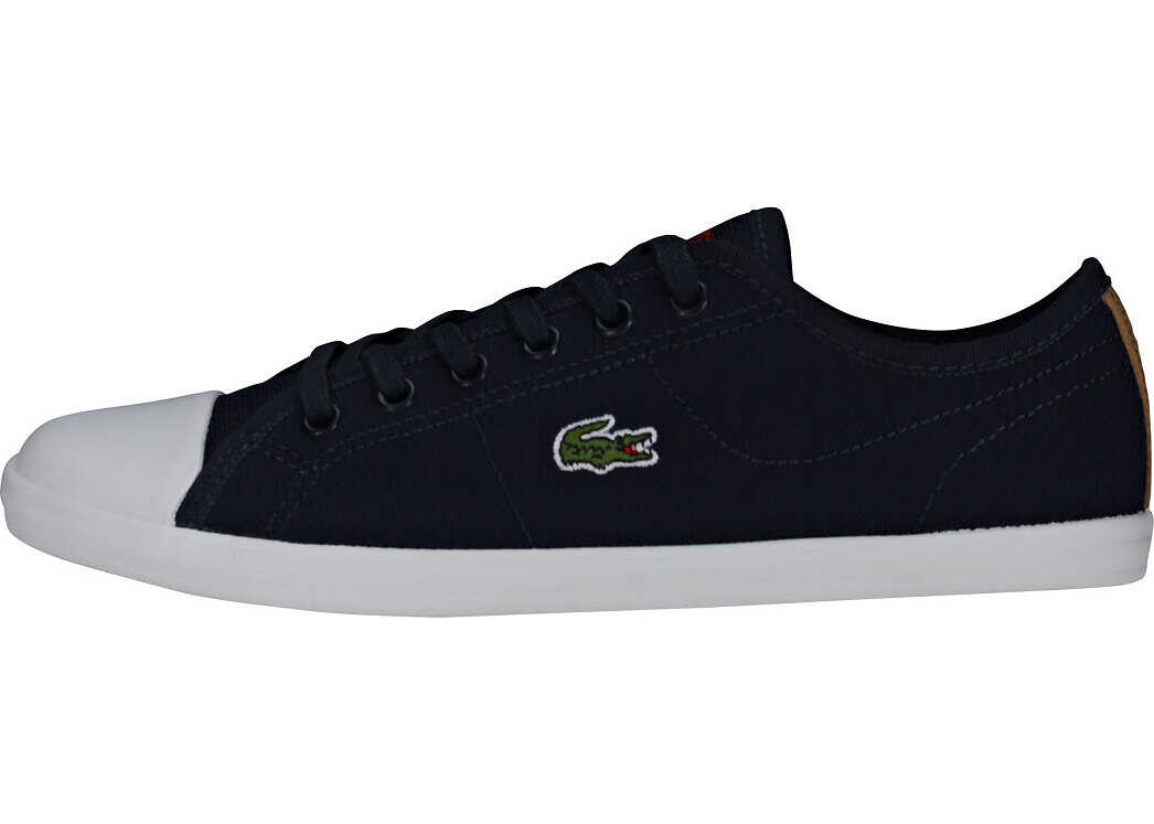 Lacoste Ziane Sneaker 318 2 Trainers In Navy White Blue