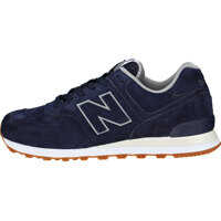Tenisi & Adidasi Ml574 Pigsuede Pack Trainers In Dark Blue Barbati